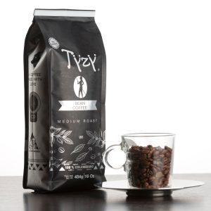 Café Tyzy 454 Gr 6 Oz Grano